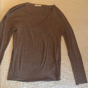 Zara tan light sweater